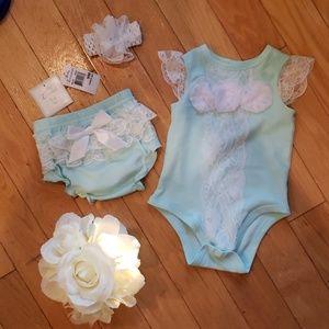 Baby Essentials 3 piece set